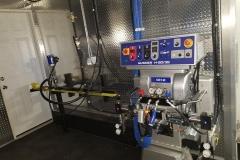 Spray foam machine