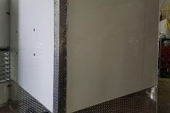 spray foam trailer