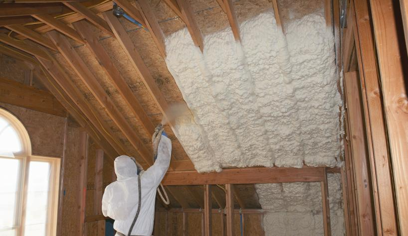 Spray Foam Insulation Training