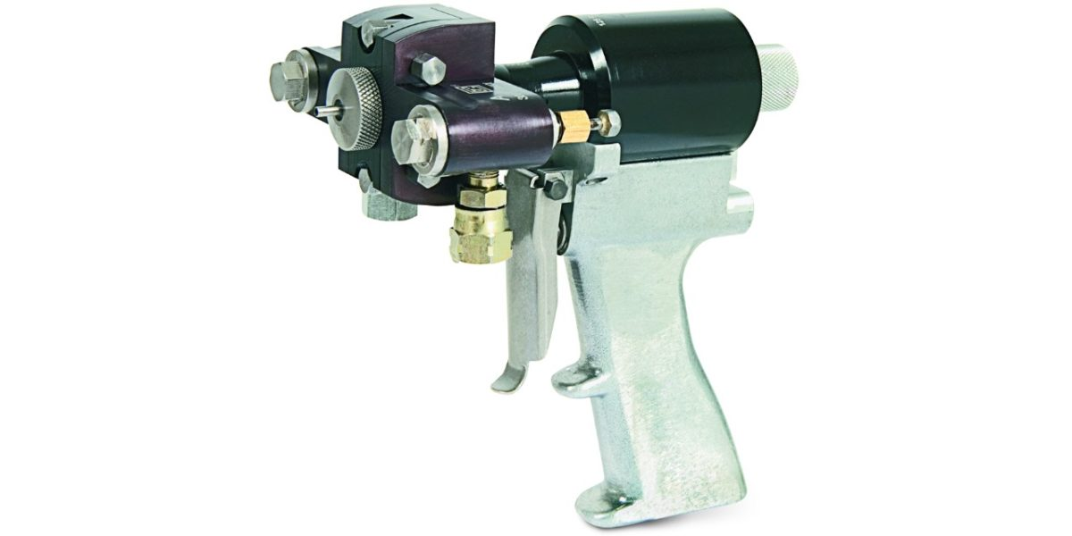 Gap Pro Spray Foam Gun