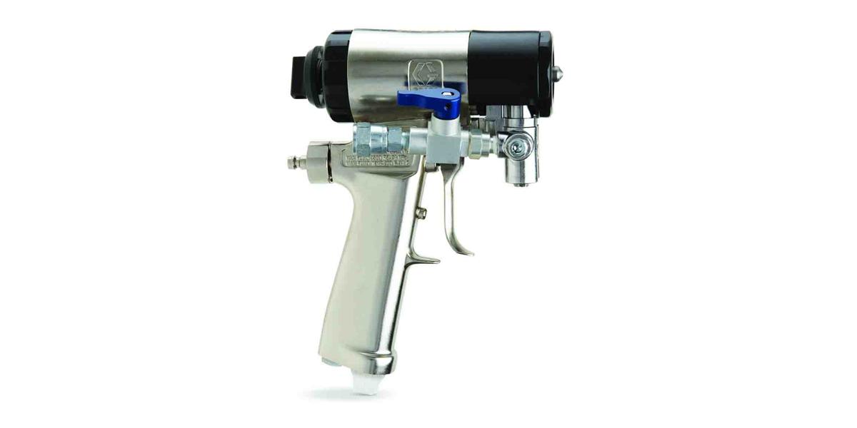 Graco Fusion CS Spray Foam Gun, Spray Foam Gun