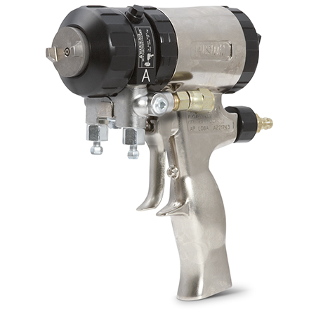 Fusion Spray Foam Gun, Graco Fusion AP Gun