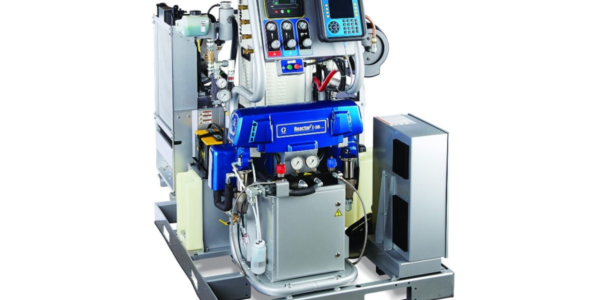 Graco E-30 Integrated Spray Foam Machine, Spray Foam Machine, Spray Foam Equipment