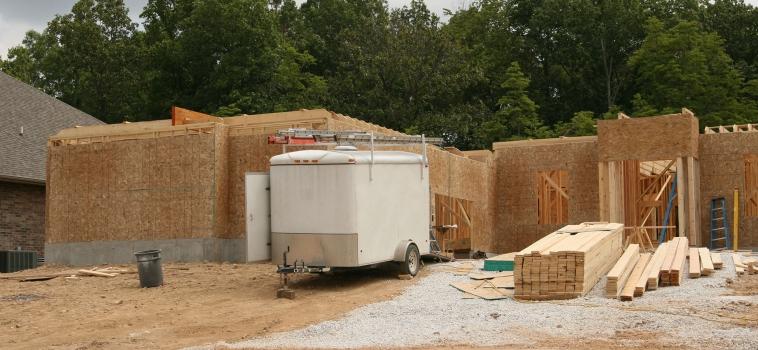 Spray Foam Construction