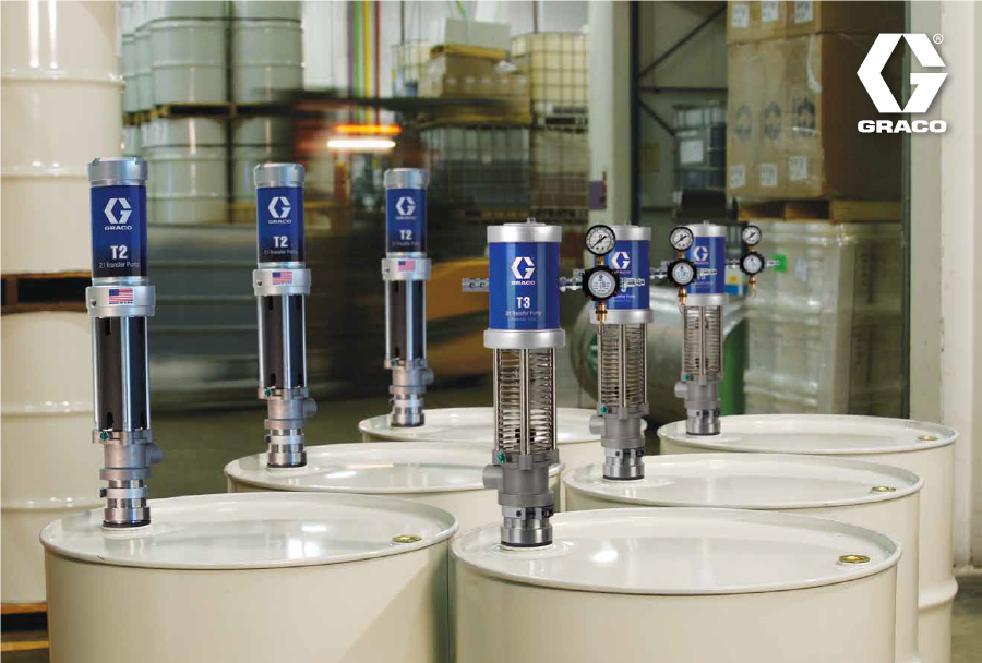 Graco Transfer Pumps