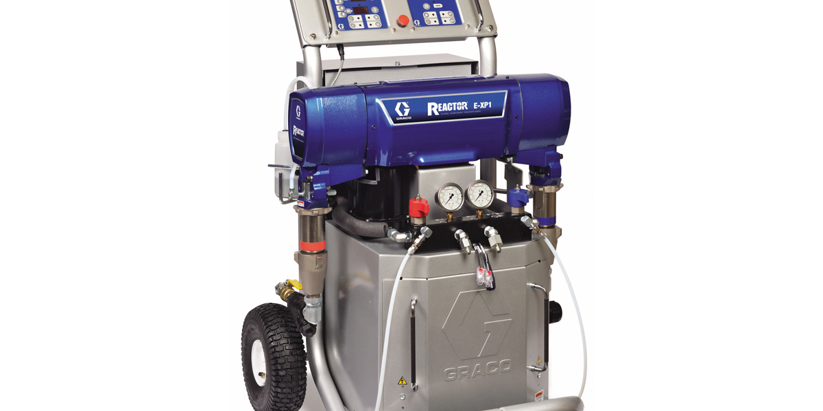 Graco E-XP1 Polyurea Coatings Machine