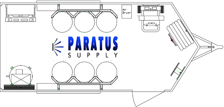 shore powered spray foam rigs  u2022 paratus quality supply