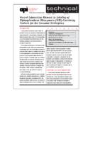 09 AX264 Hazard Information for MDI