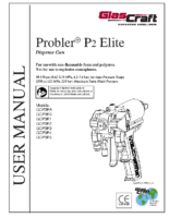 313266ZAA, Probler P2 Elite, Dispense Gun, Operation, Parts, (English)