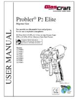 313266ZAA, Probler P2 Elite, Dispense Gun, Operation, Parts, (English)