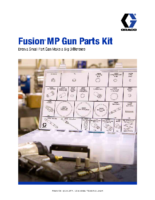 349688EN-A Fusion MP Gun Parts Kit