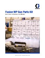 349688EN-A Fusion MP Gun Parts Kit