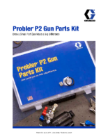 349689EN-A Probler P2 Gun Parts Kit