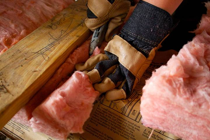 Spray Foam Insulation is better then fiberglass insulation
