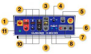 Gusmer GH2 20/35