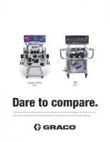 350027EN, Dare to Compare – Gusmer, PMC Comparison